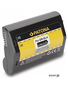 Batteri Nikon EN-EL4 2000mAh 11.1V