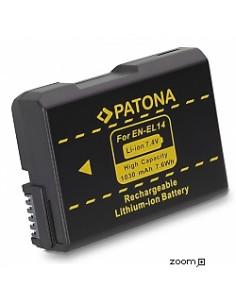 Batteri Nikon EN-EL14 1030mAh 7.4V