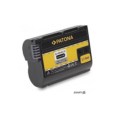 Batteri Nikon EN-EL15 1600mAh 7V