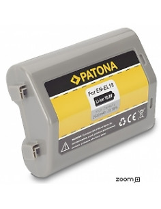 Batteri Nikon EN-EL18 2600mAh 10.8V