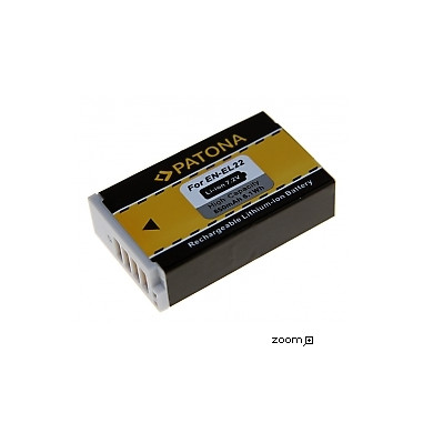 Batteri Nikon EN-EL22 850mAh 7.2V
