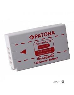 Batteri Nikon EN-EL24 550mAh 7.2V