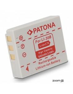 Batteri Olympus Li-30b 645mAh 3.7V
