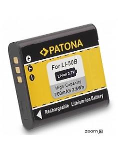 Batteri Olympus Li-50b 700mAh 3.7V