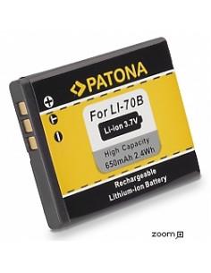 Batteri Olympus Li-70b 650mAh 3.7V