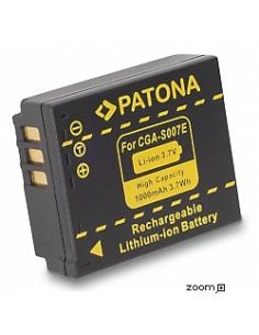 Batteri Panasonic CGA-S007 1000mAh 3.7V
