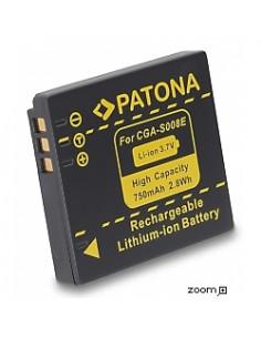 Batteri Panasonic CGA-S008E 750mAh 3.7V