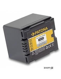 Batteri Panasonic CGA-DU14 1400mAh 7.2V