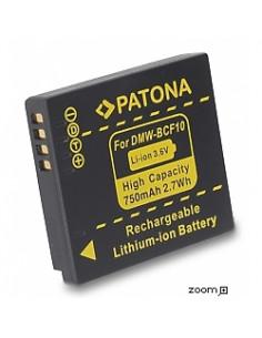 Batteri Panasonic DMW-BCF10 750mAh 3.6V