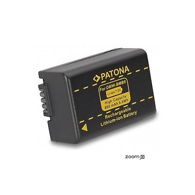 Batteri Panasonic DMW-BMB9 895mAh 7.2V