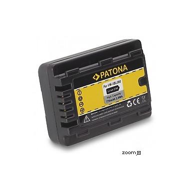 Batteri Panasonic VW-VBL090 770mAh 3.6V