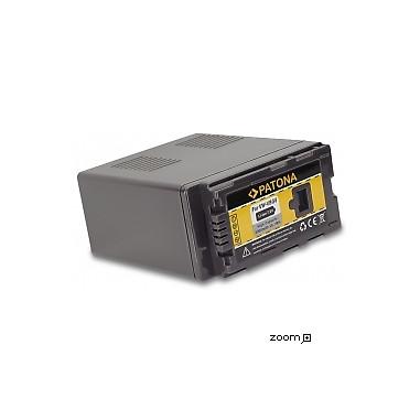 Batteri Pansonic VW-VBG6 3900mAh 7.2V