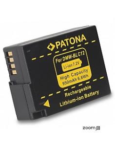 Batteri Panasonic DMW-BLC12 950mAh 7.2V