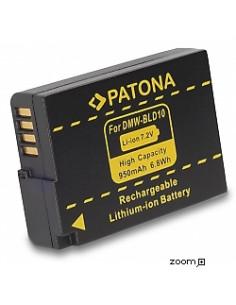 Batteri Panasonic DMW-BLD10 950mAh 7.2V