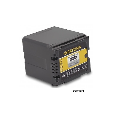 Batteri Panasonic VW-VBG260 2200mAh 7.2V