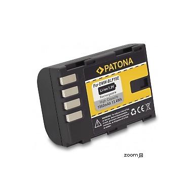 Batteri Panasonic DMW-BLF19E 1860mAh 7.2V