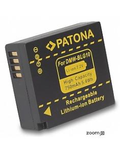 Batteri Panasonic DMW-BLG10 750mAh 7.2V
