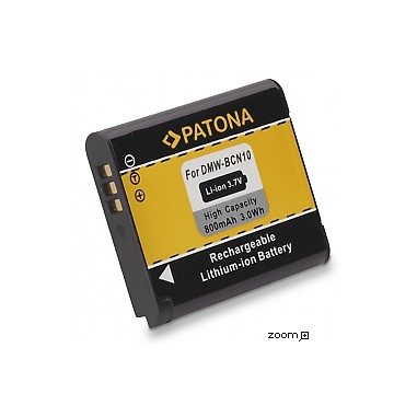 Batteri Panasonic DMW-BCN10 800mAh 3.7V