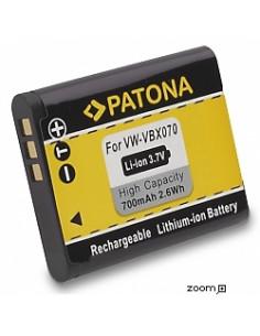 Batteri Pentax D-Li88 700mAh 3.7V
