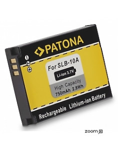 Batteri Samsung SLB10a 750mAh 3.7V