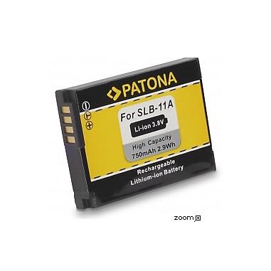 Batteri Samsung SLB11A 750mAh 3.7V