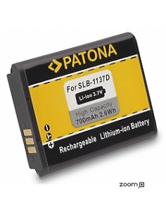 Batteri Samsung SLB-1137D 700mAh 3.7V