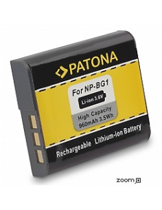 Batteri Sony NP-BG1 960mAh 3.6V