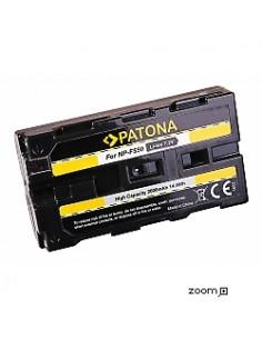 Batteri Sony NP-F550 1800mAh 7.2V