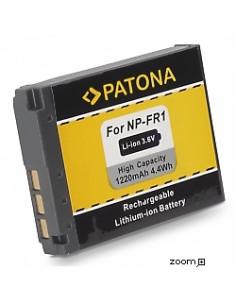 Batteri Sony NP-FR1 1220mAh 3.6V