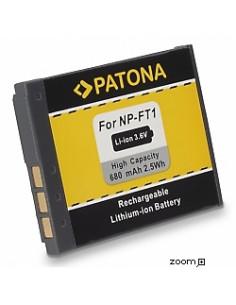 Batteri Sony NP-FT1 680mAh 3.6V