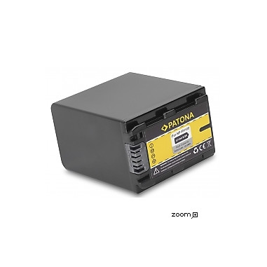Batteri Sony NP-FH100 2000mAh 6.8V