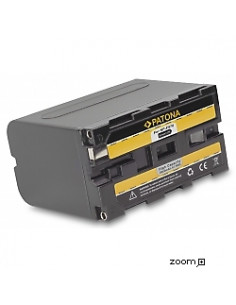 Batteri Sony NP-F970 6600mAh 7.2V
