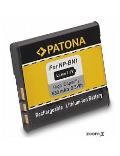 Batteri Sony NP-BN1 630mAh 3.6V