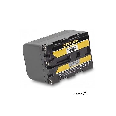 Batteri Sony NP-QM71 2600mAh 7.2V