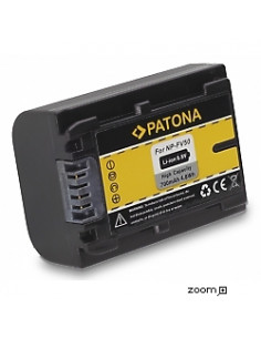 Batteri Sony NP-FV50 700mAh 6.8V