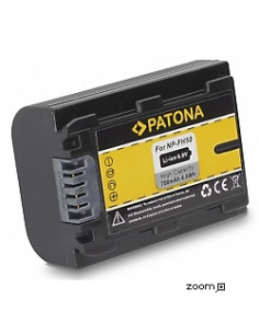 Batteri Sony NP-FH50 700mAh 6.8V