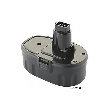 Batteri Dewalt 18V Ni-MH 3000mAh DC9096 DE9039