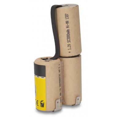 Batteri Gardena 10.8V Ni-Mh 3000mAh Accu 3