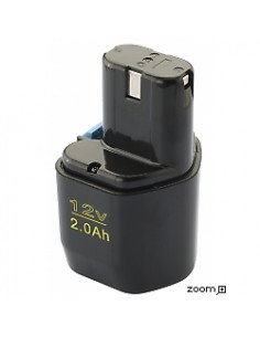 Batteri Hitachi 12V (A) NiCD 2000mAh FEB12S
