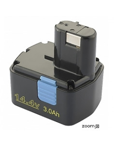 Batteri Hitachi 14.4V Ni-MH 3000mAh EB1414L EB1420RS