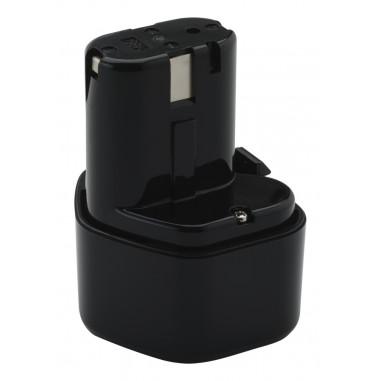 Batteri Hitachi 9.6V Ni-MH 3000mAh EB920 FEB9