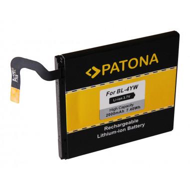 Batteri Nokia Lumia 925 BL-4YW 2000mAh