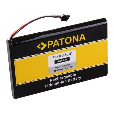 Batteri Nokia Lumia 800 N9 BV-5JW 1450mAh