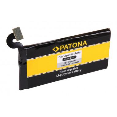 Batteri Sony Ericsson AGPB009A002 1265mAh