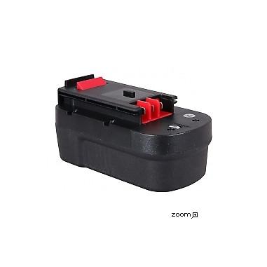 Batteri Black & Decker 18V Ni-MH3000mAh A14