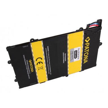 Batteri Samsung Galaxy Tab 7.7 SP397281A 5000mAh