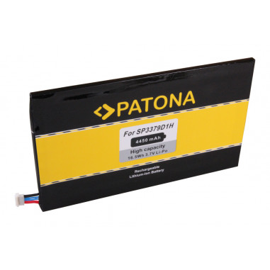 Batteri Samsung Galaxy Tab 3 SP3379D1H 4450mAh