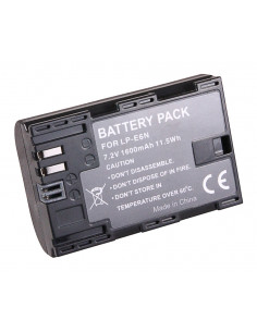 Batteri Canon LP-E6N 1600mAh
