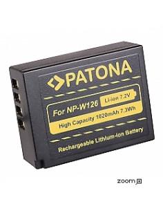 Batteri Fuji NP-W126 1100mAh 7.2V