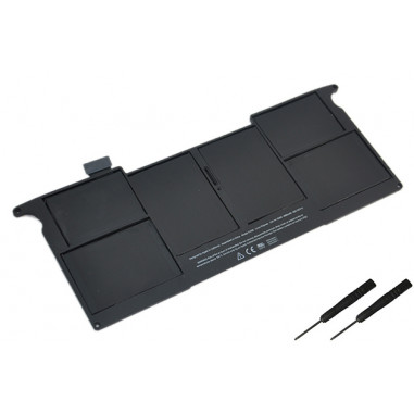 """Batteri för MacBook Air 11"""" 2011-2012 A1406 inkl verktyg"""